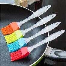 TTLIFE 5 цветов силиконовые формы для выпечки Инструменты хлеб кисточки для приготовления пищи Кондитерские масла кисточка для смазывания гриля инструмент новейшие кухонные принадлежности гаджет