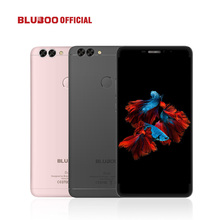 BLUBOO Dual 5.5″ FHD 4G LTE Smartphone  MTK6737T Quad Core 2G RAM 16G ROM Android 6.0 13MP Dual Back Camera 3000mAh Mobile Phone