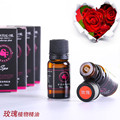 1PCS rose natural plant unilateral essential oils beauty skin care SPA massage aromatherapy Humidifier versatile essential oils