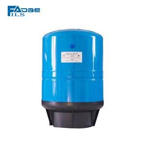 Image 1 - 水フィルターシステム垂直圧力タンク複合ベース、 11 ガロン容量、ブルー色