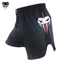 The new training Muay Thai fighting fitness Combat sports pants Tiger Muay Thai boxing clothing shorts mma pretorian boxeo