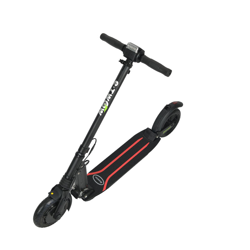 Original etow scooter elétrico garfo traseiro etow