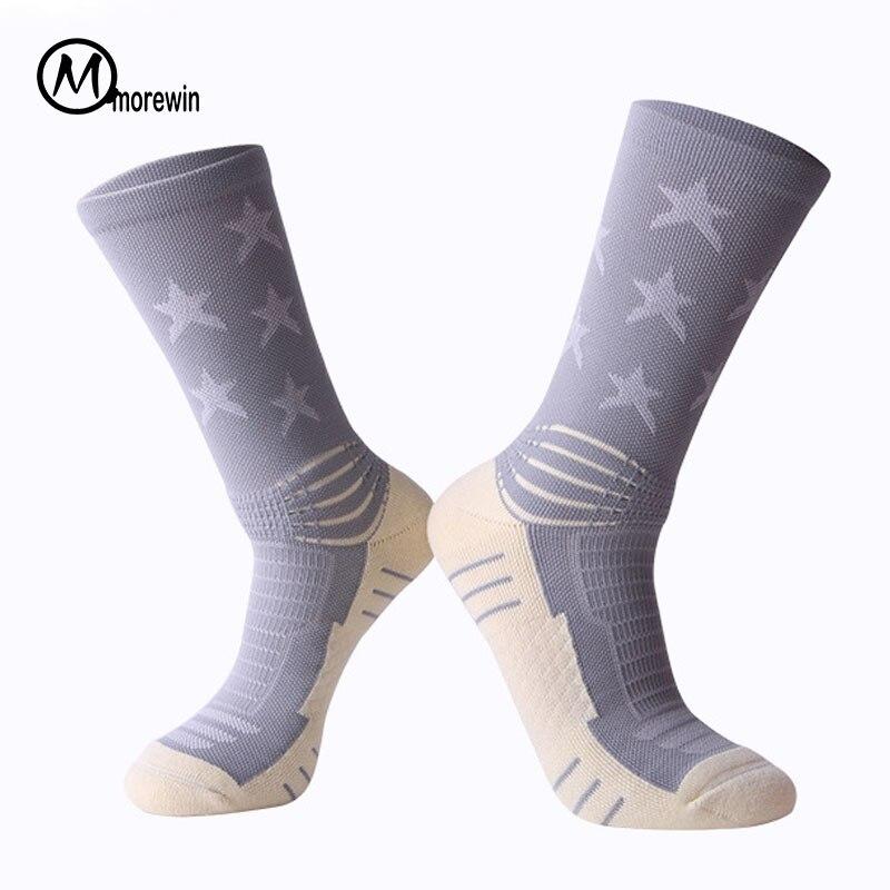 Hohe Qualität Brand New Anti Slip Fußball Socken 1 paar Baumwolle - Sportbekleidung und Accessoires