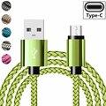 USB-кабель типа C, 2 м, 3 м, для быстрой зарядки аккумулятора, зарядное устройство, провод, шнур для Samsung Galaxy A51, A71, A5, A70, A81, M31, A12, S21, S10, S10E, S9, A50