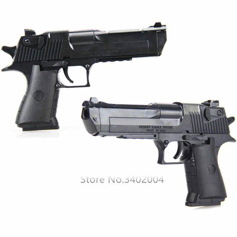 اللبنات العسكرية مجموعات سلاح بيريتا و gunilo الجمعية ثلاثية الأبعاد لتقوم بها بنفسك نموذج يمكن اطلاق الرصاص Brinquedos ألعاب تعليمية