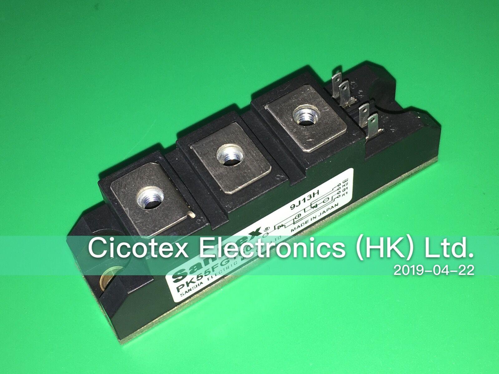 PK55FG160 SCR MODULE IGBT 55A 1600V PK55FG-160 IC PK55FG160 SCR MODULE IGBT 55A 1600V PK55FG-160 IC