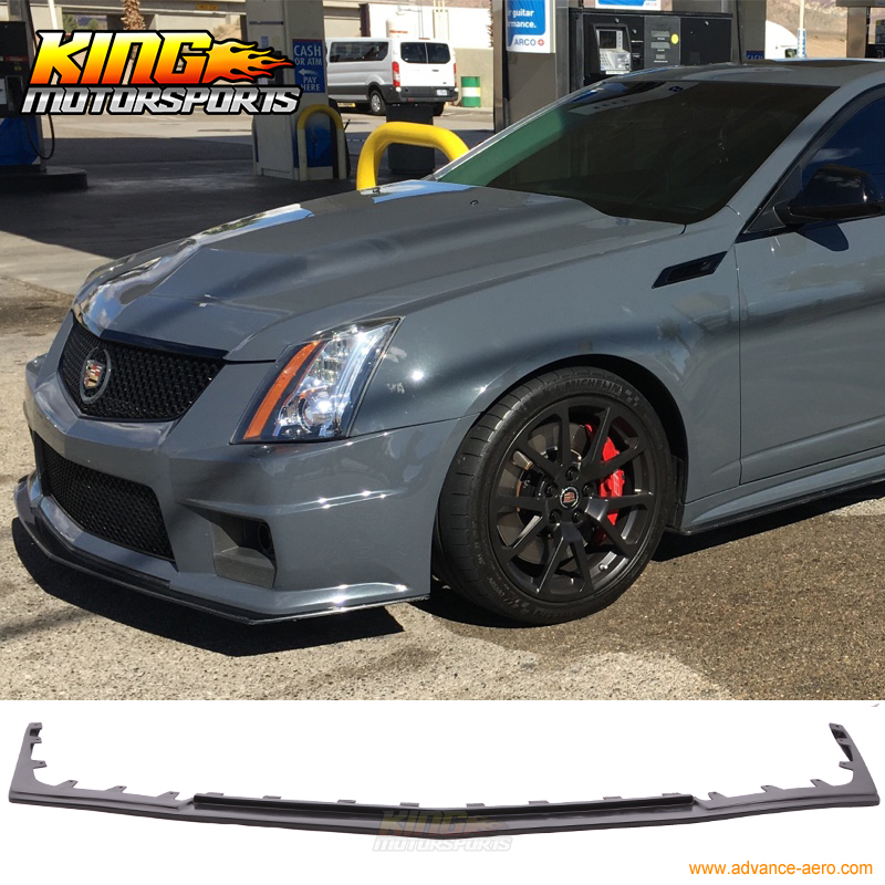 2015 Cadillac Cts V Reviews And Rating: Fits 2008 2015 Cadillac CTS V Stainless H Style Front