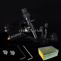 Yuelong Stigma Bizarre Rotary Tattoo Machine Free Shipping Black