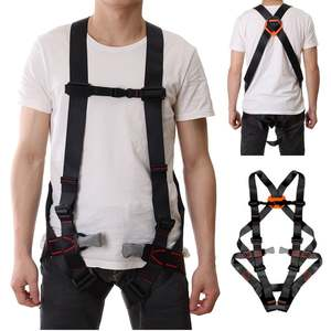 Protection-Equipment Safety-Harness Climbing Outdoor 800KG Sports