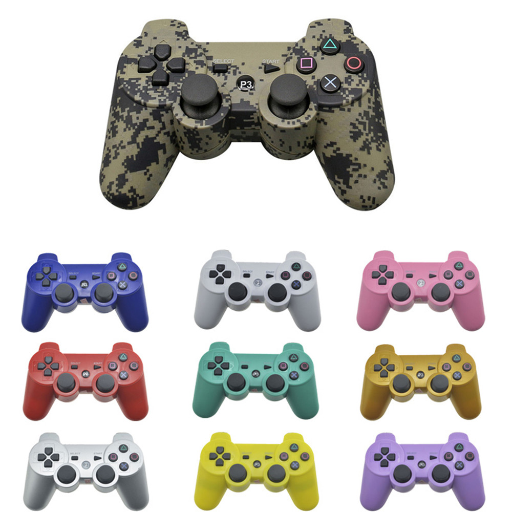 Wireless Bluetooth Game Controller For PS3 Controller Playstation 3 dualshock game Joystick play station 3 console