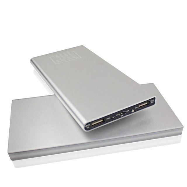 Новый Мобильный Банк Питания 12000 мАч powerbank портативное зарядное внешняя Батарея 12000 мАч мобильный телефон зарядное устройство Резервного Копирования полномочия