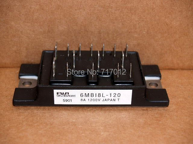 ФОТО Free Shipping 6MBI8L-120 new  IGBT module 8A-1200V Can directly buy or contact the seller