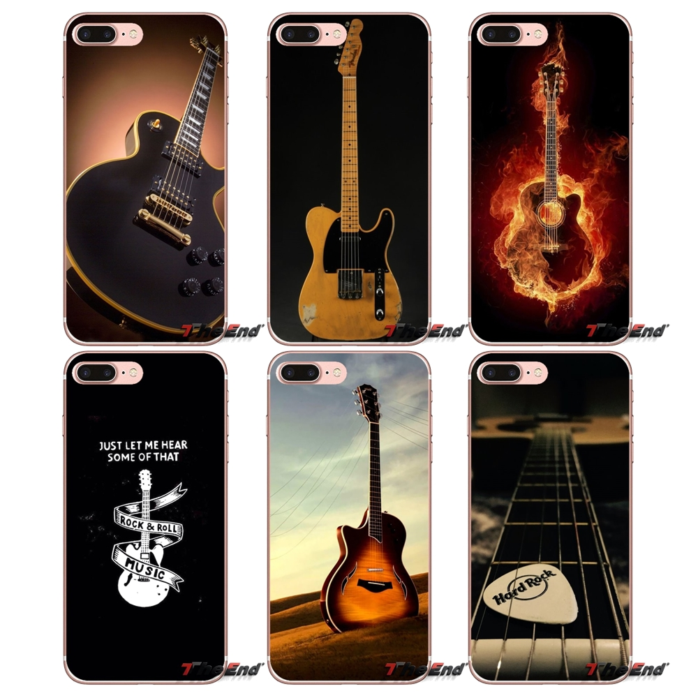Cell Phones & Accessories Active Rock Band Indie Concert Metal Clear Phone Case Cover Fits Iphone 5 6 7 8 X