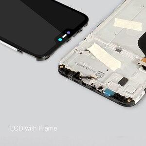 Image 4 - Voor Xiao mi mi A2 lite LCD SCHERM + Frame 10 Touch screen Voor Xiao Mi Rode mi 6 Pro display mi A2 LITE Lcd VERVANGENDE Onderdelen