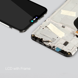 Image 4 - עבור שיאו mi mi A2 לייט LCD תצוגה + מסגרת 10 מגע מסך עבור שיאו mi אדום mi 6 פרו תצוגת mi A2 לייט LCD החלפת חלקי חילוף