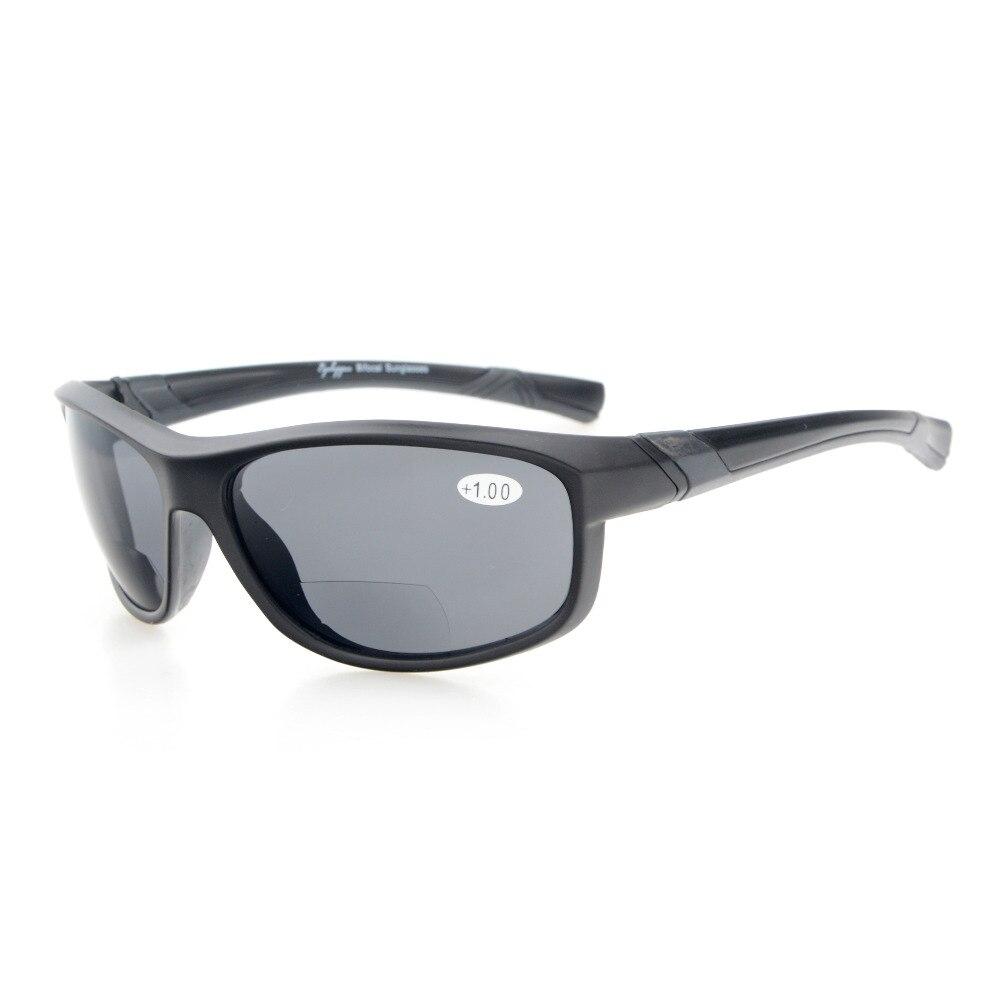 1,0/ 3,0 2,5/ 2,0/ 1,5/ 2019 Neuestes Design Th6170 Bifokale Eyekepper Tr90 Unzerbrechlich Sport Bifokale Sonnenbrille