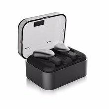 New SYLLABLE D9 Twins Bluetooth Earphone True Wireless Stereo Earbud Sweatproof wireless sports bass headphones PK d900 mini