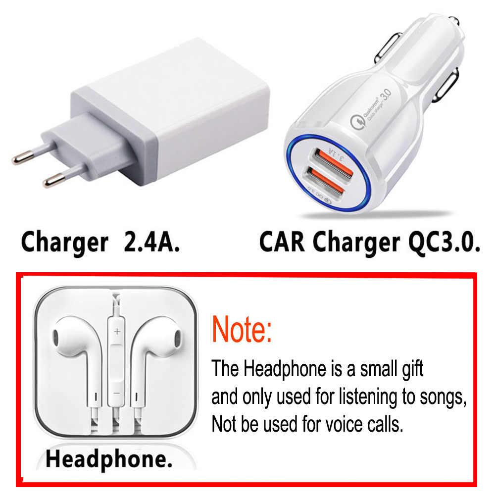 2 ładowarka samochodowa USB szybkie ładowanie dla Blackview BV10000 BV9000 BV8000 BV7000 ProS8 S 8P 2P2 Lite telefon ładowarka USB z wtyczką eu