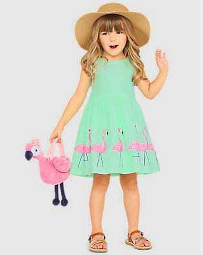 Girl Clothing Cartoon Print Bowknot Children39s Clothing