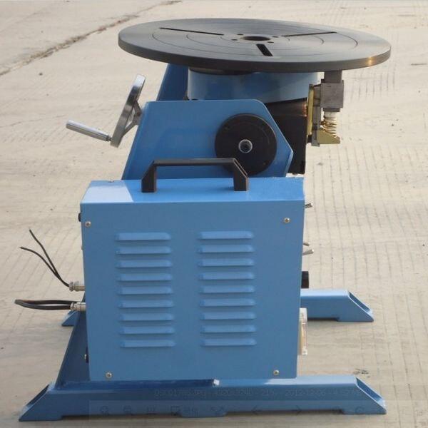HD-100KG suvirinimo padėties nustatymo įtaisas yra su kojos pedalu - Suvirinimo įranga - Nuotrauka 2
