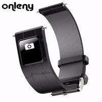Onleny H1 20mm 22mm Watch Band Bluetooth 4 0 Smart Band Wristband 0 42 OLED Display