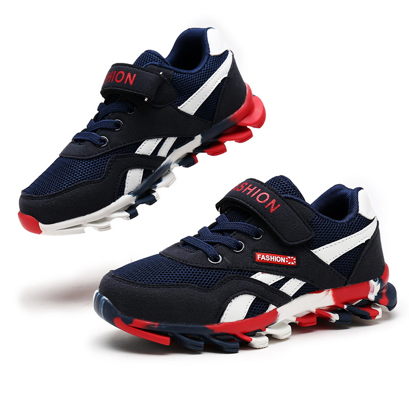 Kinderen casual schoenen meisjes jongens schoenen nieuw merk kinderen - Kinderschoenen - Foto 5