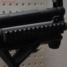 Pb игривый мешок Открытый тактический конкурентное оборудование cs игрушки jinming MP5 направляющая специальная верхняя направляющая OD1