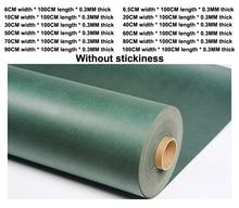 ירוק מעטפת נייר שעורה נייר חשמל בידוד אטם חותם טמפרטורה גבוהה עמיד מנוע תחזוקה סוללה אין ציפוי