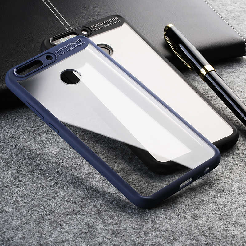 For Huawei honor 8 pro case for Huawei honor8 pro case back protective anti knock mofi clear hard for Huawei honor V9 case