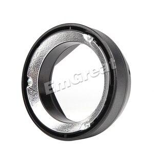 Image 3 - Godox AD400Pro Austauschbare Montieren Ring Adapter für Elinchrom Montieren Zubehör Godox AD400 Pro