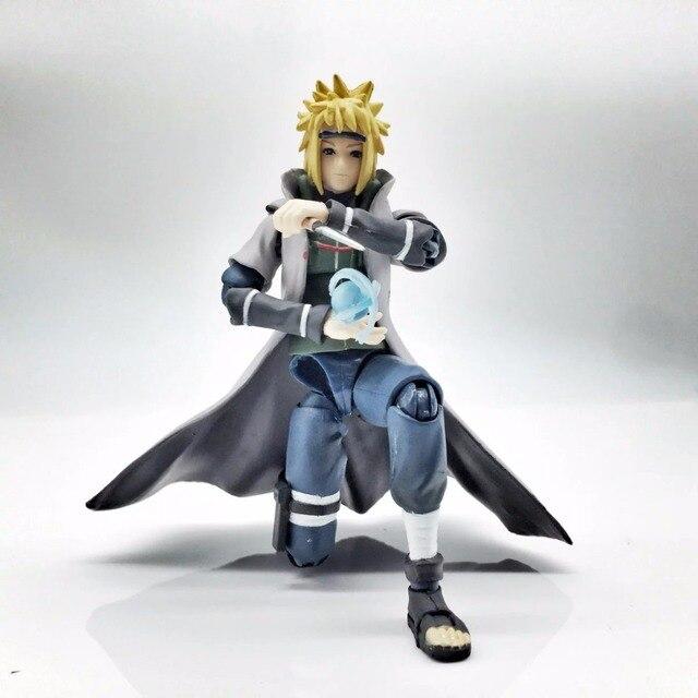 Naruto Namikaze Minato Action & Toy Figure Toy