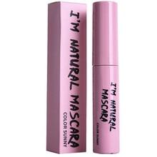 False Eyelashes Extension Colossal Volume Mascara Black Ink Long Curling Waterproof Eyelashes increase 3d Fiber Lashes