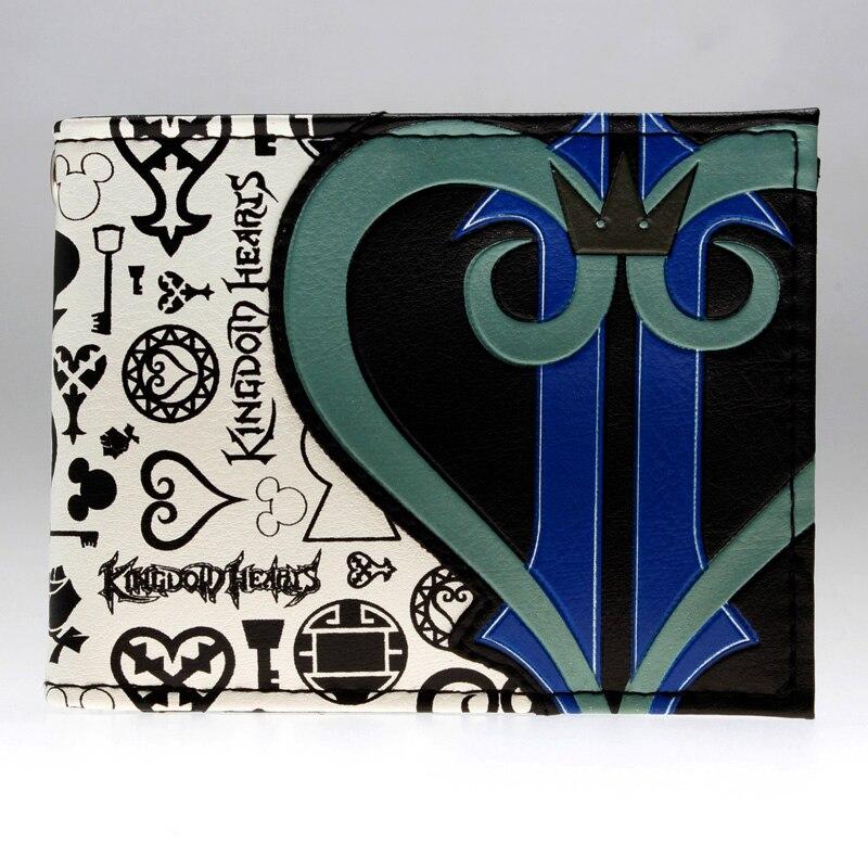 Kingdom Hearts Bi-Fold Wallett DFT-1958