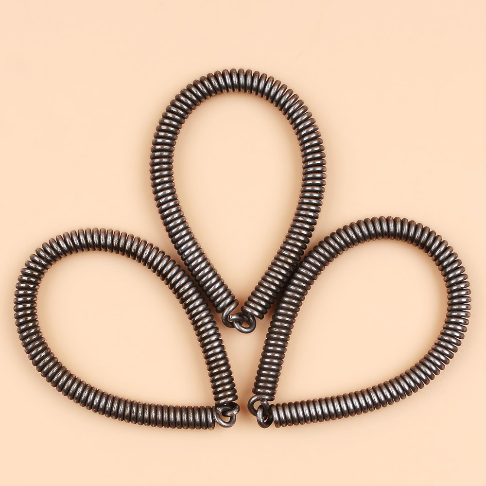 3Pcs/lot Clutch Spring Fit <font><b>McCULLOCH</b></font> MACCAT <font><b>335</b></font> 441 442 444 <font><b>Chainsaw</b></font> Parts image