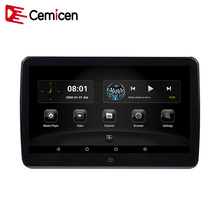 Cemicen 10.6 Inch Android 6.0 1920*1080 HD 1080P Capacity Touch Screen Car Headrest Monitor 3G WIFI With USB/SD/HDMI/FM/Game
