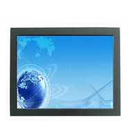 32 Pouce IR Écran Tactile Moniteur cadre ouvert LCD Moniteur avec DVI/VGA/HDMI/USB port