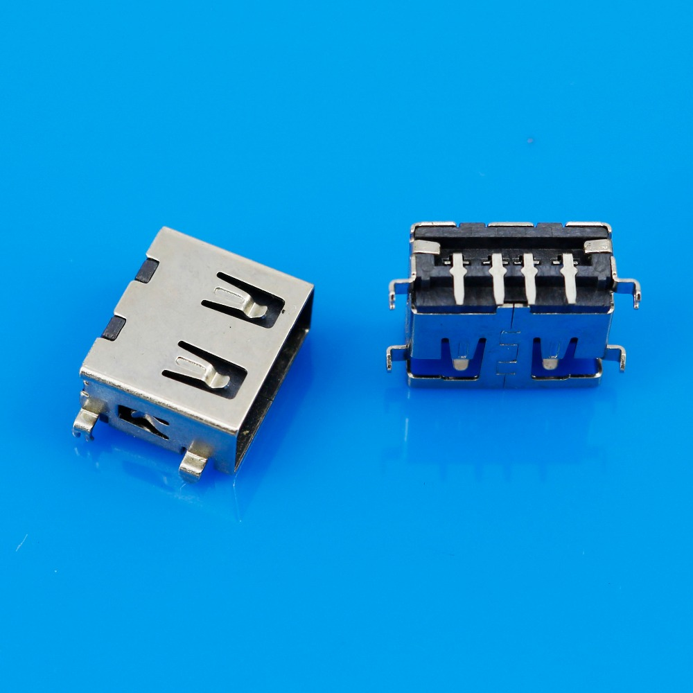 JACK-USB / USB2.0 Connector USB Jack for Acer Lenovo Laptop etc USB Ports US-165