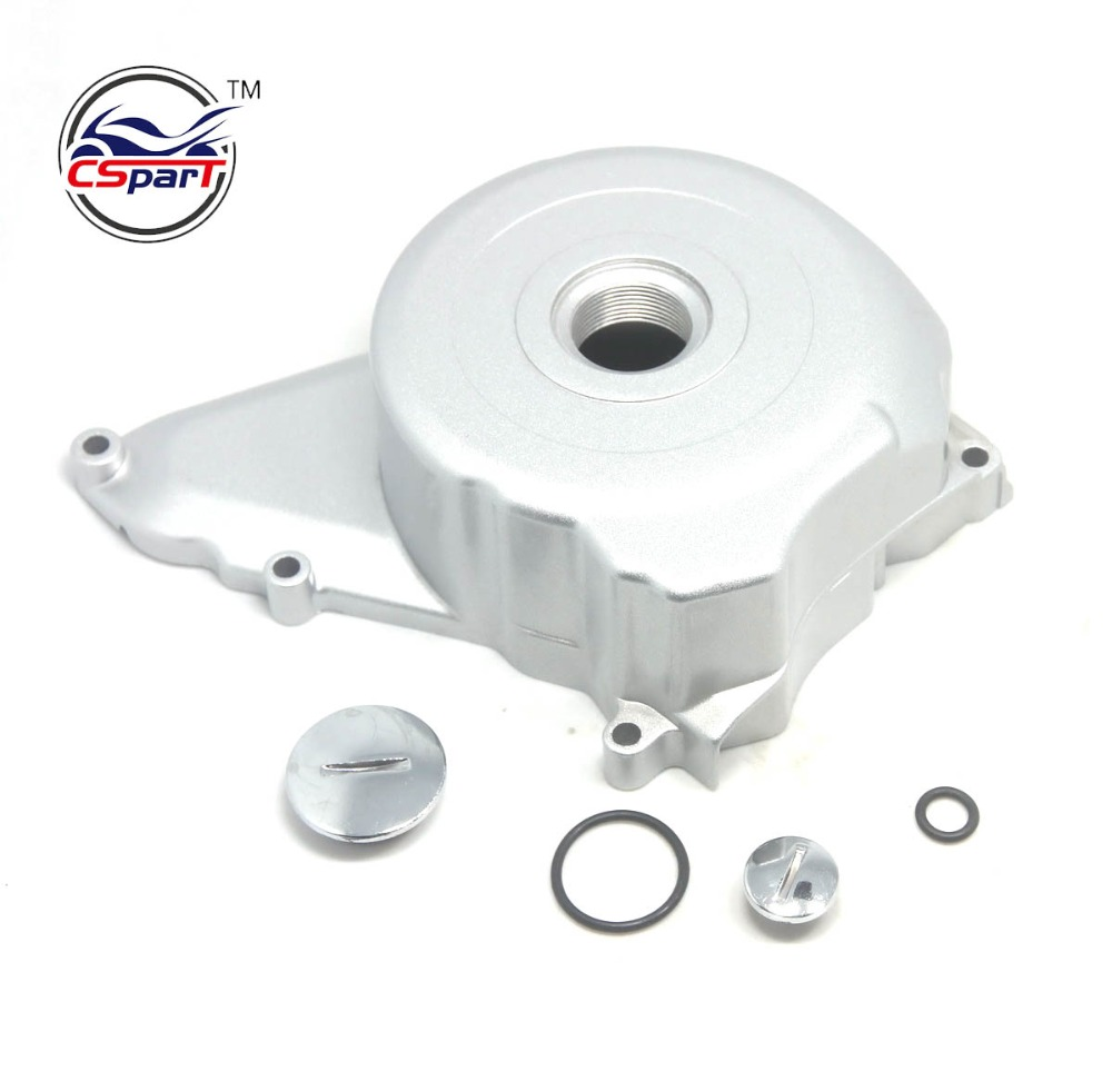 Back To Search Resultshome Atv Quad Engine Stator Side Cover Cap 50cc 70cc 90cc 110cc 125cc Sturdy Construction
