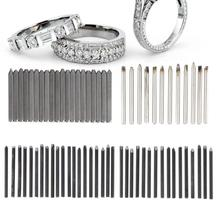 Pro Sieraden Aambeeld Beitel Apparatuur Kit voor Sieraden Verwerking Maken Carving Tool Juwelier DIY Hand gesneden Sieraden Goudsmid s