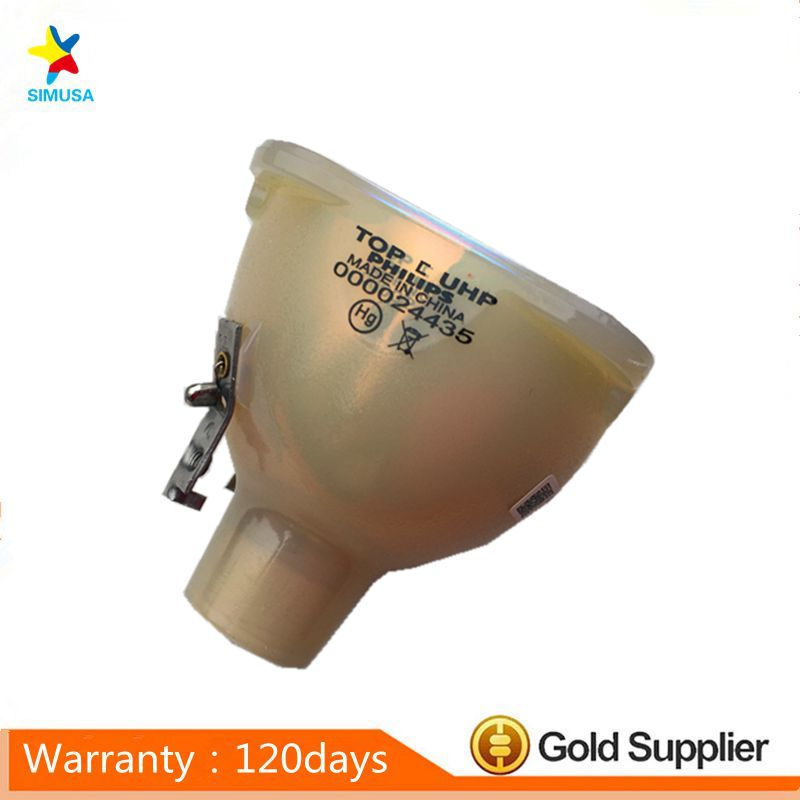 Original bare projector lamp bulb EC.K2500.001 for ACER P7203 compatible bare bulb ec j4401 001 for acer ph530 projector lamp bulb without housing