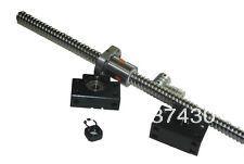 3 шт. ШВП RM1204 L300mm C7 + 3 шт. 1204 одной гайки + конец механической обработке + 3 наборы BK /BF10 конец подшипники
