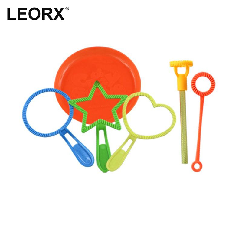6 Pcs Bubble Wand Tool Soap Bubble Concentrate Stick Soap Bubbles Bar Blowing Bubble For Outdoor Toy Gifts