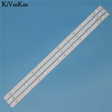 Led-Backlight-Strip 60-32pft5300/60 Philips for 32inch-Bar-Kit TV Led-Line-Band Hd-Lens