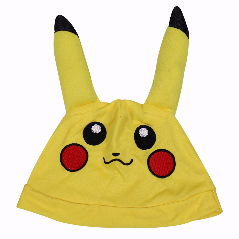 Little Girls Pikachu Pokemon Go Kostym Wagging Tail Halloween Kids - Maskeradkläder och utklädnad - Foto 6