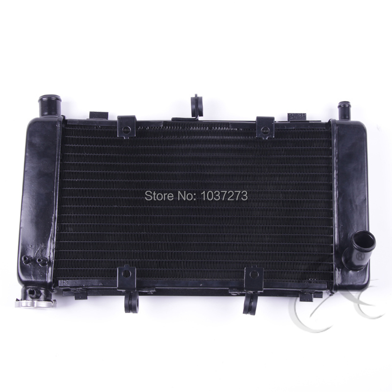 Motorcycle Accessories Radiator For Yamaha FZ600 FZ6 FZ6N FZ6S 2004-2010 05 06 07 08 09 Cooler Cooling кронштейн фары fz600 6 fz6n 05 06 07 08 atv
