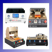 TBK LCD repair equipment Pneumatic Frame Machine+OCA Vacuum Laminator Machine+Automatic OCA Film Machine+Automatic Separator