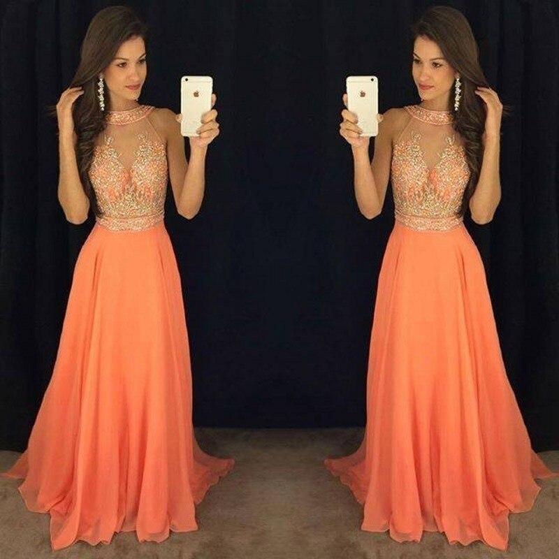 Платье для коктейля желтого и оранжевого цвета