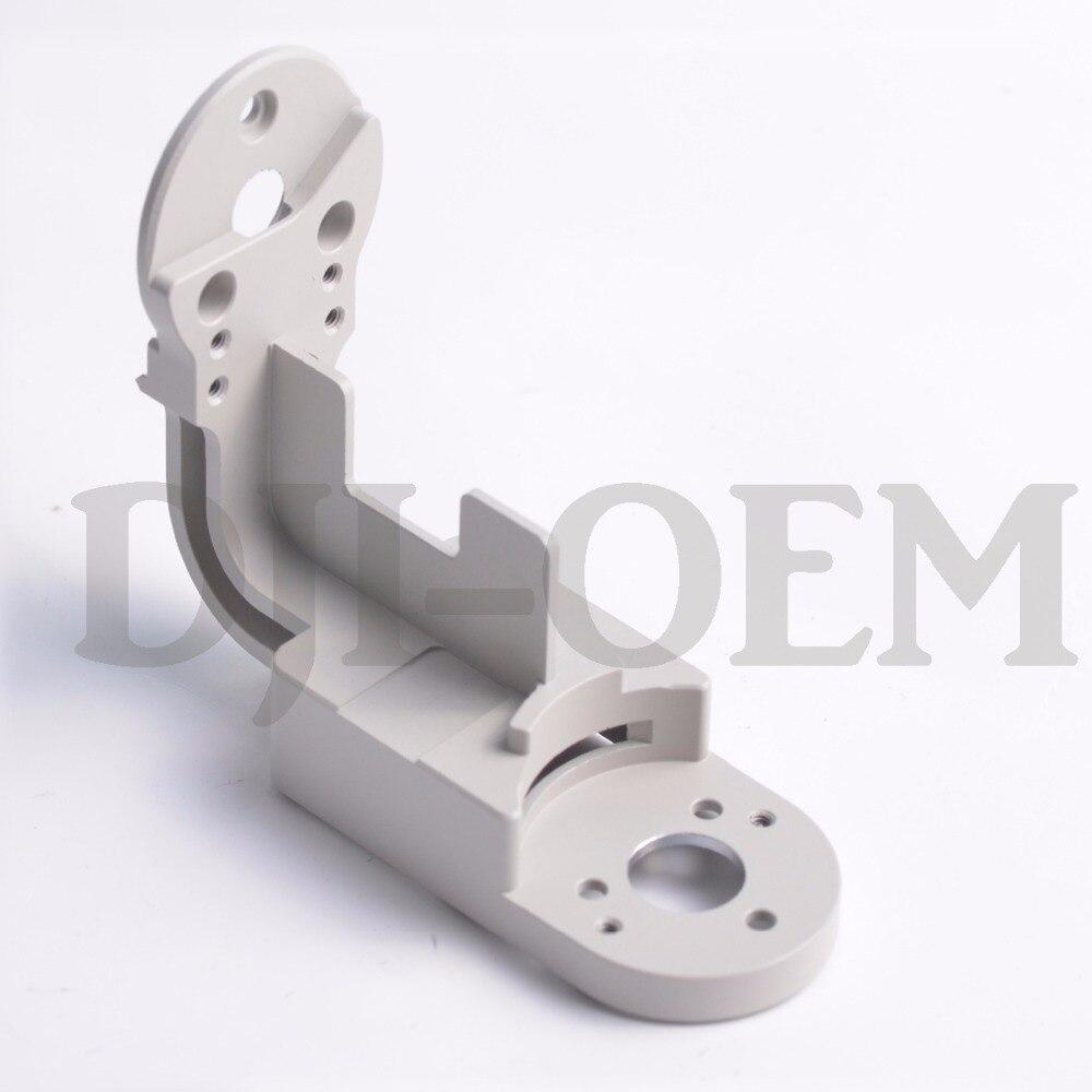DJI Phantom 4 Gimbal Yaw Arm Replacement for Phantom 4 DIY kit HRC55 Aerometal  CNC Mill Aluminum Parts yaw arm ribbon cable kit gimbal repair for dji phantom 3 repair accessories