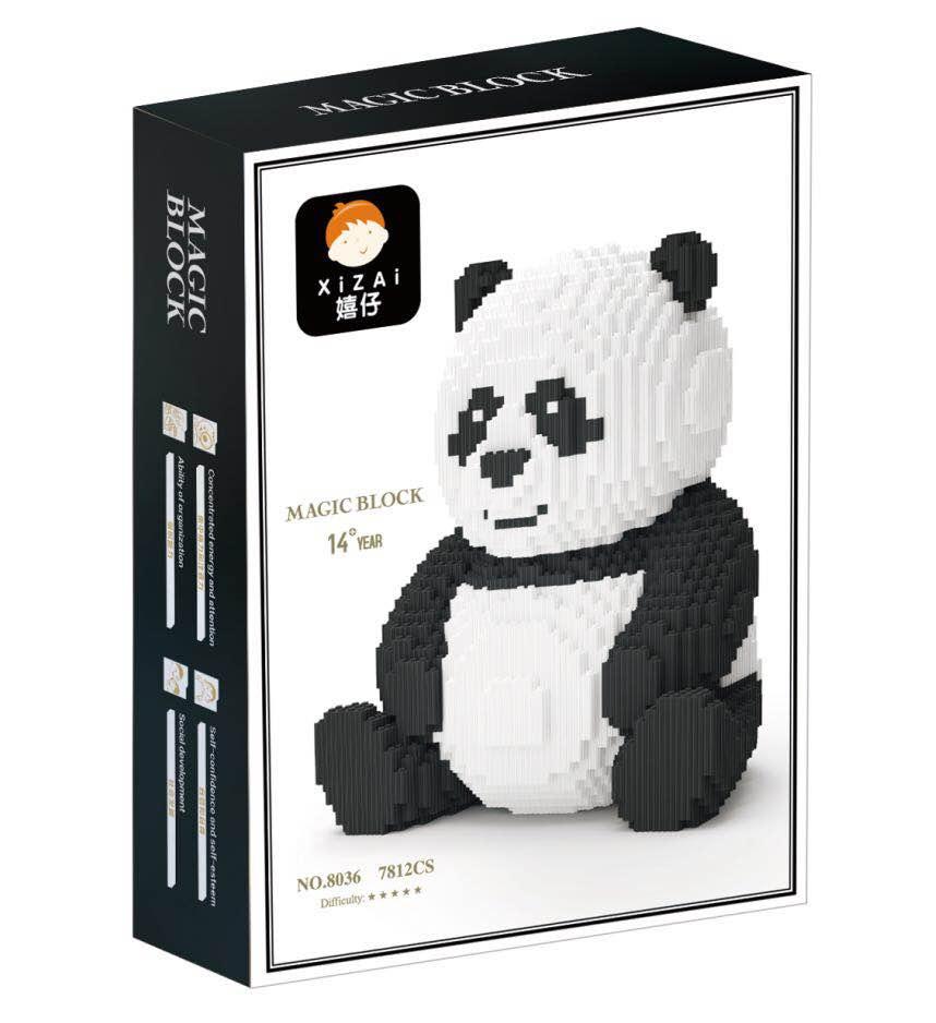 xizai Panda 8036-1
