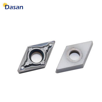 10pcs DCMT070204 MV DM9030 Carbide Inserts Internal Turning Tool High Quality DCMT070208 CNC Lathe Blades For Steel Stainless